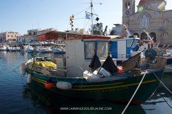 Port d'Aigina