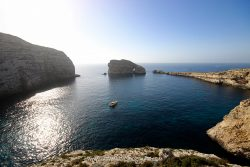 mouillage sur Gozo